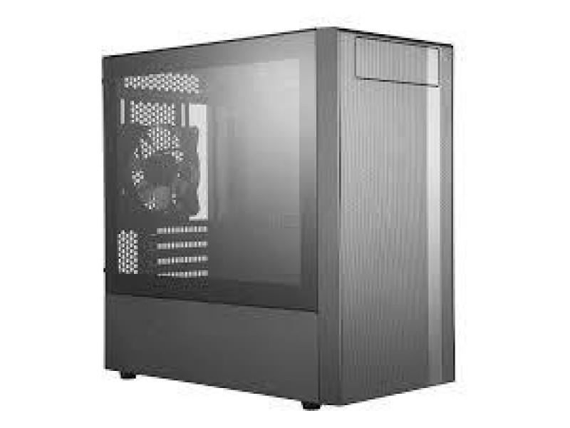 Корпус COOLER MASTER MasterBox NR400 MiniTower без Б/П MicroATX MiniITX MCB-NR400-KG5N-S00