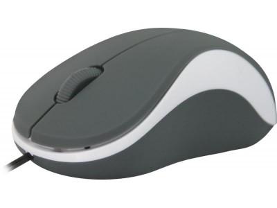Мышка USB OPTICAL ACCURA MS-970 GREY/WHT 52970 DEFENDER