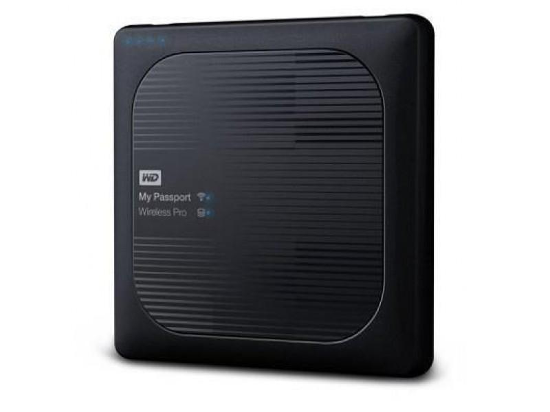 "Жесткий диск USB3/WIFI/SD 3TB EXT. 2.5"" BLACK WDBSMT0030BBK-RESN WDC"
