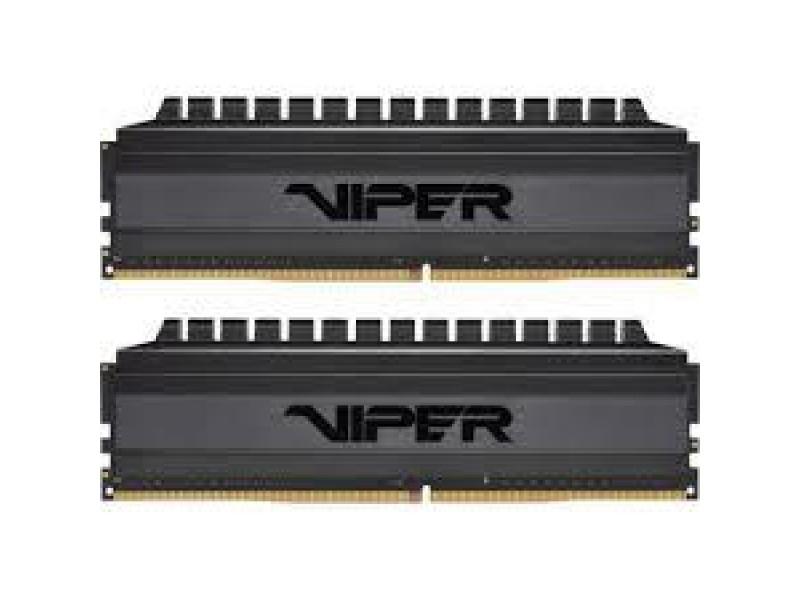 Модуль памяти DIMM 32GB PC25600 DDR4 KIT2 PVB432G320C6K PATRIOT