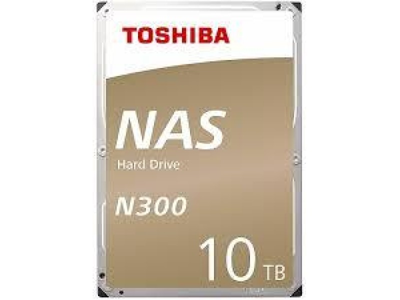 Жесткий диск SATA 10TB 7200RPM 6GB/S 256MB HDWG11AUZSVA TOSHIBA