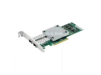 Сетевой адаптер PCIE 10GB FIBER 2SFP+ LREC9812AF-2SFP+ LR-LINK