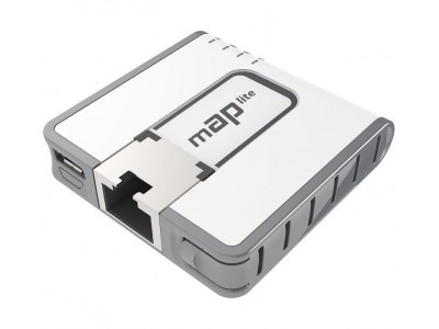 Wi-Fi точка доступа 2.4GHZ RBMAPL-2ND MIKROTIK