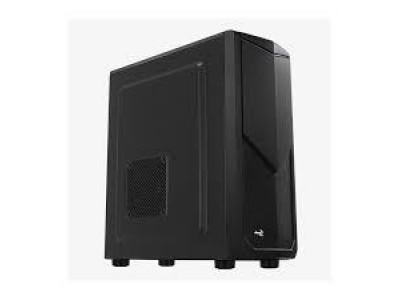 Корпус MIDITOWER ATX W/O PSU 4718009156760 BLACK AEROCOOL