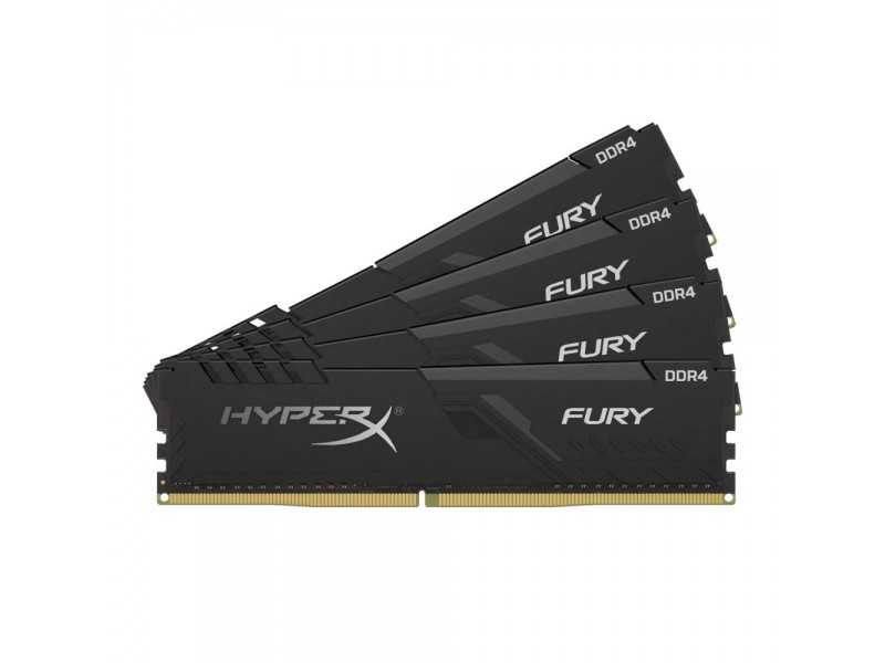 Модуль памяти 16GB PC24000 DDR4 KIT4 HX430C15FB3K4/16 KINGSTON