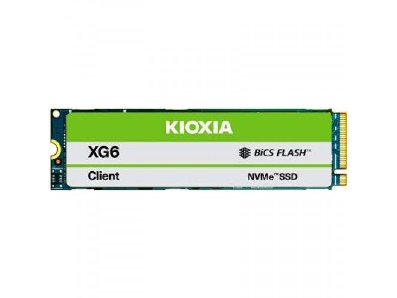 SSD жесткий диск M.2 2280 512GB KXG60ZNV512GCJYLGA KIOXIA
