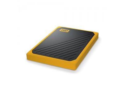 SSD жесткий диск USB3 1TB EXT. WDBMCG0010BYT-WESN WDC