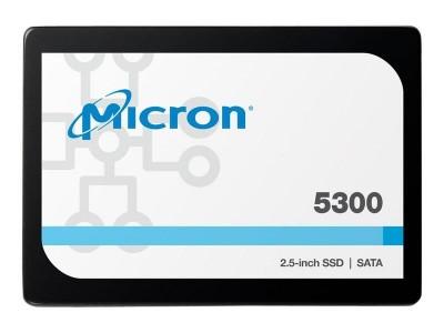 """SSD жесткий диск SATA2.5"""" 3.84TB 5300 PRO MTFDDAK3T8TDS MICRON"""