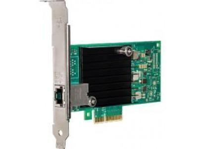 Сетевой адаптер PCIE 10GB SINGLE PORT X550-T1 X550T1BLK INTEL