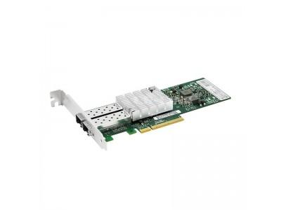 Сетевой адаптер PCIE 10GB FIBER 2SFP+ LREC6822XF-2SFP+ LR-LINK