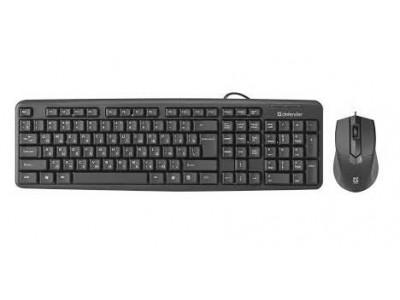 Клавиатура + мышка DAKOTA C-270 RU 45270 DEFENDER
