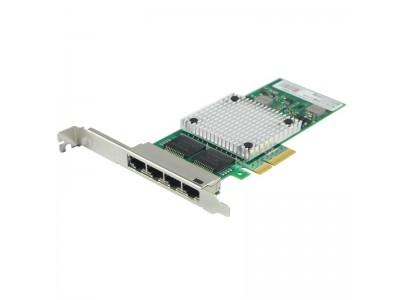 Сетевой адаптер PCIE 1GB QUAD PORT LREC9714HT LR-LINK