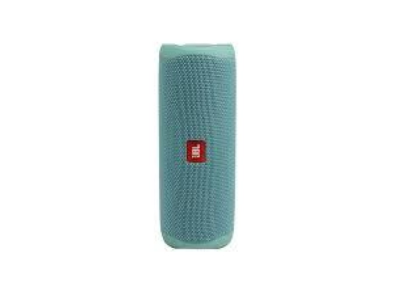 Портативная колонка JBL Flip 5 да Цвет зеленовато-голубой 0.54 кг JBLFLIP5TEAL