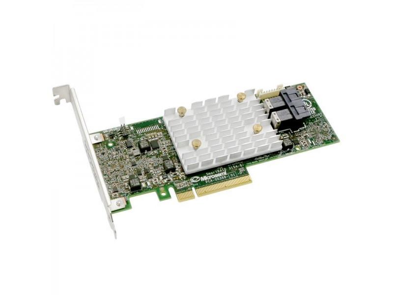 Рейд контроллер SAS/SATA PCIE 3154-8E 2290800-R ADAPTEC