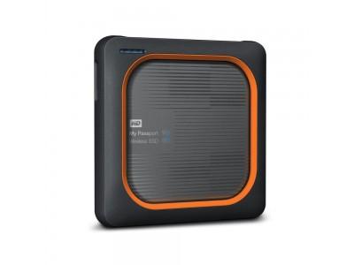 SSD жесткий диск USB3 500GB EXT. WDBAMJ5000AGY-RESN WDC