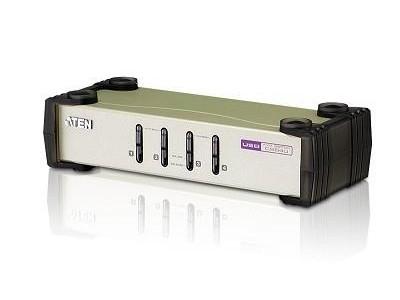 KVM-переключатель PS2 USB VGA 4PORT W/CAB CS84U-AT ATEN