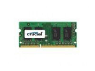 Модуль памяти для ноутбука 4GB PC12800 DDR3 SO CT51264BF160BJ CRUCIAL