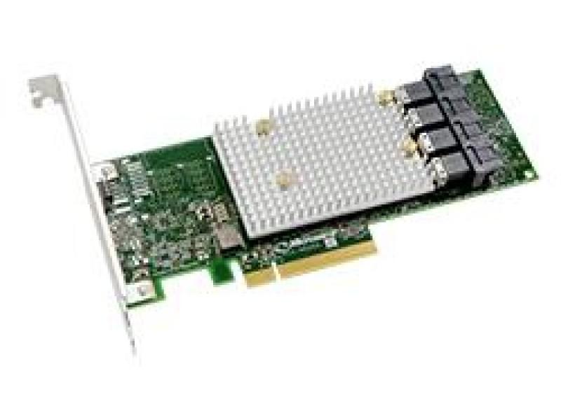 Рейдконтроллер SAS PCIE HBA 1100-16I 2293500-R ADAPTEC