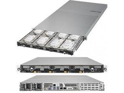 Серверная платформа 1U SAS/SATA SSG-6019P-ACR12L SUPERMICRO