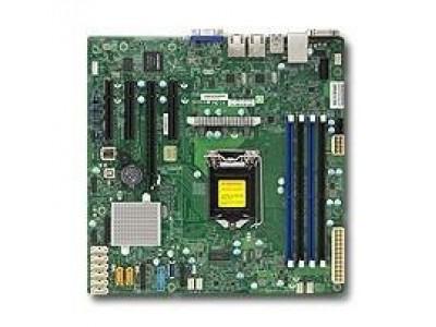 Серверная материнская плата C236 S1151 MATX MBD-X11SSM-F-O SUPERMICRO
