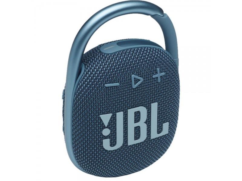 Акустическая система 1.0 BLUETOOTH CLIP 4 BLUE JBL