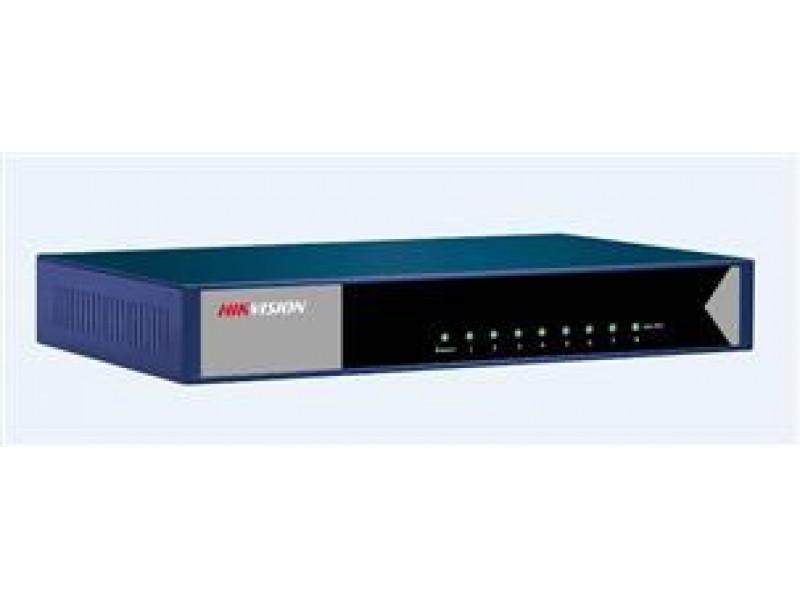 Коммутатор 8PORT 1000M DS-3E0508-E HIKVISION