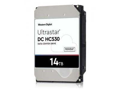 Жесткий диск SAS 14TB 7200RPM 12GB/S 512MB DC HC530 0F31052 WD