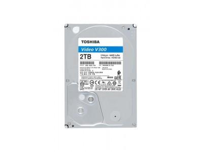 Жесткий диск SATA 2TB 5700RPM 6GB/S 64MB HDWU120UZSVA TOSHIBA