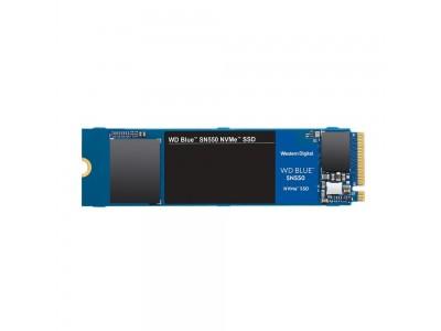 SSD жесткий диск M.2 2280 1TB BLUE WDS100T2B0C WDC