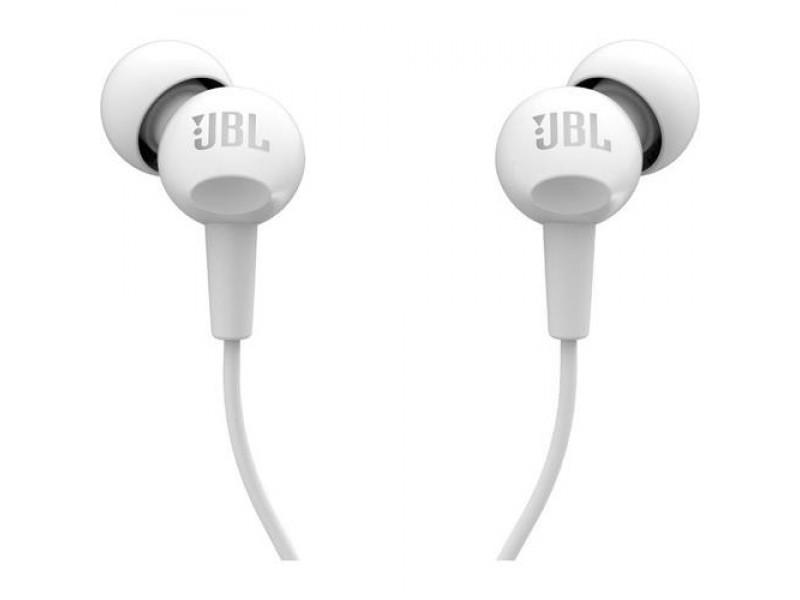 Гарнитура C100SI WHITE JBL