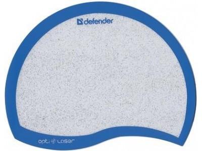 Коврик для мышки OPTI LASER ERGO BLUE 50513 DEFENDER