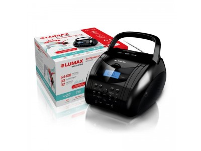 CD-радио PLAYER USB MP3 BL9102USB LUMAX