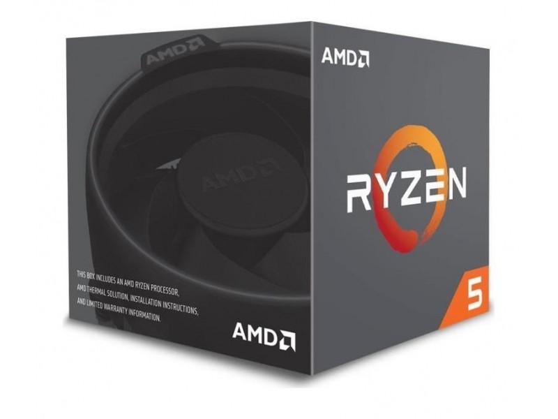 Процессор RYZEN X6 R5-2600X SAM4 BOX 95W 3600 YD260XBCAFBOX AMD