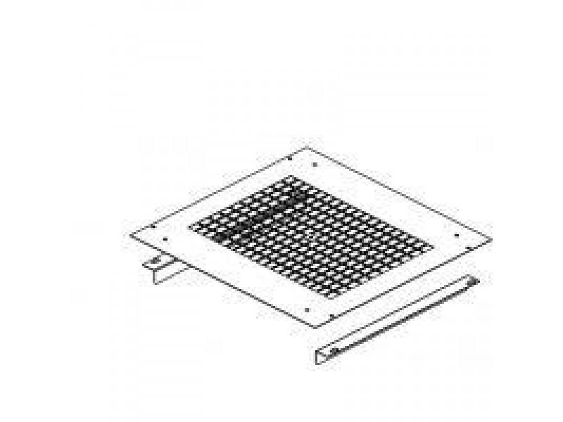 Крепежный комплект для вентиляторов DP-VER-06-H CONTEG