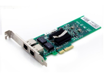 Сетевой адаптер PCIE4 1GB DUAL PORT E1G42ETBLK 897654 INTEL