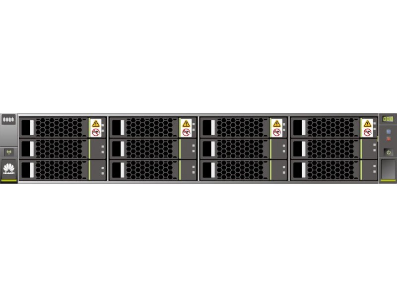 Система хранения данных RACK 2200V3/12-3 12GE 0GB/16GB/AC SAN HUAWEI