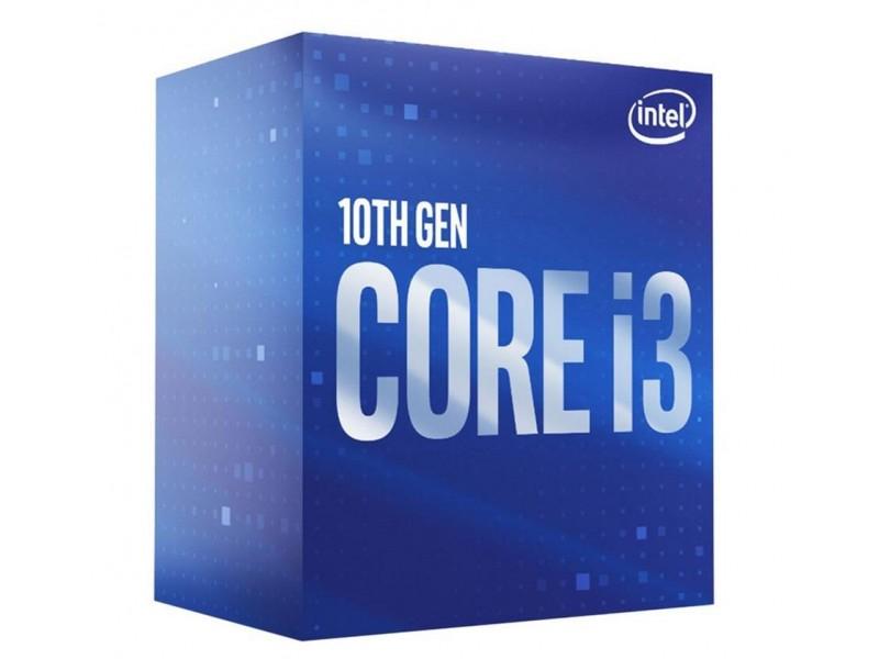 Процессор Intel CORE I3-10100 S1200 BOX 3.6G BX8070110100 S RH3N IN