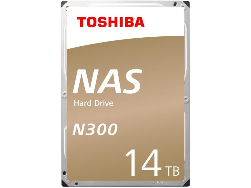 Жесткий диск SATA 14TB 7200RPM 6GB/S 256MB HDWG21EUZSVA TOSHIBA