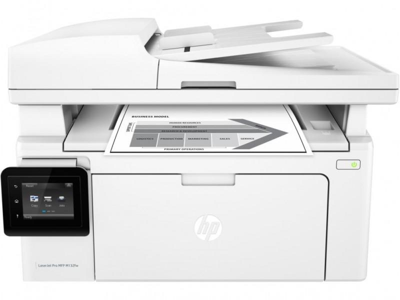 МФУ (принтер, сканер, копир, факс) M132FW G3Q65A HP