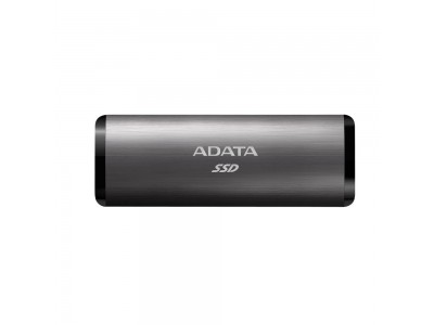 SSD жесткий диск USB-C 256GB EXT. TITANIUM ASE760-256GU32G2-CTI A-DATA