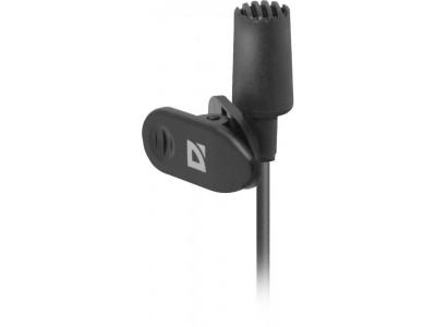 Микрофон MIC-109 BLACK 64109 DEFENDER