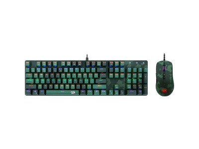 Клавиатура + мышка S108 REDRAGON RU 78310 DEFENDER