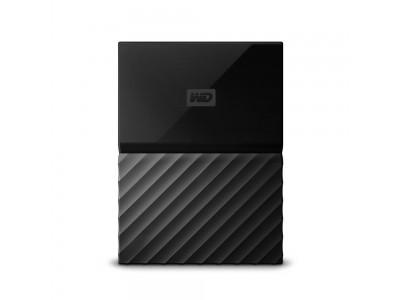 """Внешний жесткий диск USB3 1TB EXT. 2.5"""" BLACK WDBBEX0010BBK-EEUE WDC"""