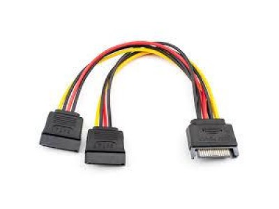 Кабель SATA TO 2XSATA 0.2M AT4366 ATCOM