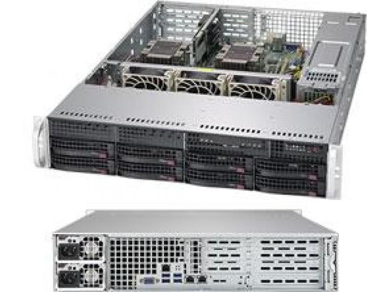 Серверная платформа 2U SATA SYS-6029P-WTR SUPERMICRO
