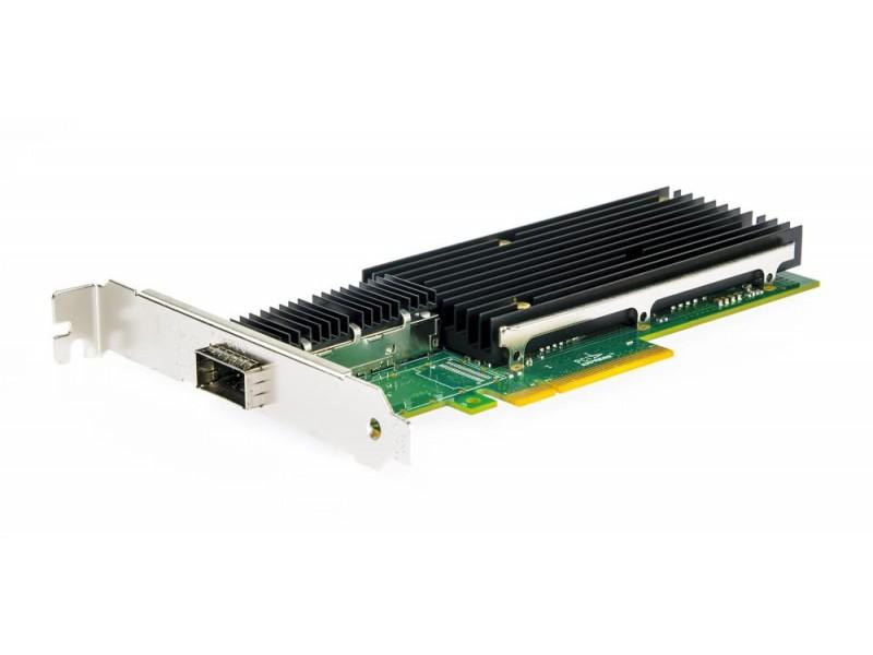 Сетевой адаптер PCIE 40GB FIBER QSFP+ LREC9901BF-QSFP+ LR-LINK
