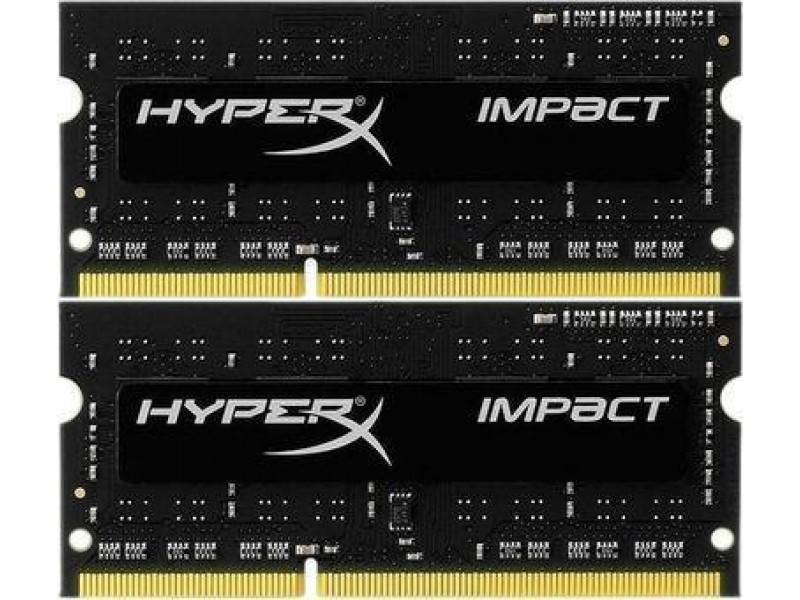 Модуль памяти для ноутбука 16GB PC17000 DDR3L K2 HX321LS11IB2K2/16 KINGSTON