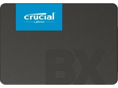 "SSD жесткий диск SATA2.5"" 1TB BX500 CT1000BX500SSD1 CRUCIAL"