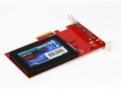 Переходник для SSD U.2 PE-132 SMARTBUY