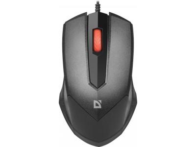 Мышка USB OPTICAL MB-753 52753 DEFENDER